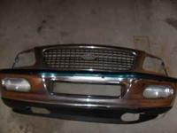 I have the front grille, lights, and bumper from a 97