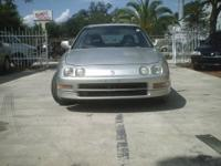 Rare 4 Door Acura Integra Runs and Drives Great!