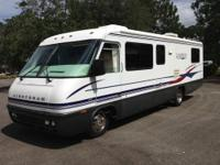 1997 Airstream motorhome is built on the durable