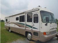 1997 Tiffin Motorhomes Allegro Bus 37 with one slide