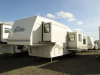 1997 Alpenlite Cypress LE 5th wheel...34 feet....2