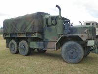1997 AM General M35A3. 1997 AM General M35A3 Cargo