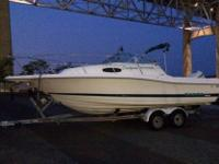 You are looking at a very nice 1997 23 foot wellcraft