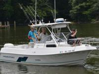 1997 AquaSport 26 Foot in excellent condtion. Comes
