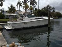 Hello, I have a 1997 Bayline 17ft boat for sale. It has