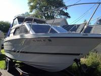 1997 Bayliner 2452 Ciera Express Boat is located in