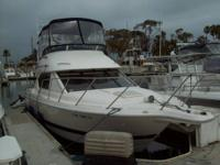 Call MIKE O'Connor at .  A Great Family Cruiser for