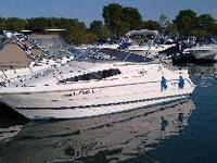 Clean, well maintained, 1997 Bayliner 2655 Ciera sports