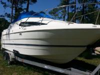 1997 Bayliner Ciera 2655. 27 ft. Inboard-Outboard