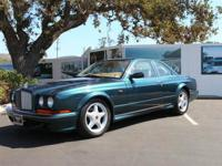 1997 Bentley Continental T Coupe, Ascot