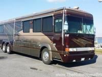 This Pomona, CA FMCA show coach is being provided by