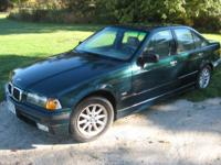 1997 BMW 328 I for parts or project. this is my sons