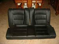 I GOT A BACK LEATHER SEAT LIKE NEW FOR A 1997 328 COUPE