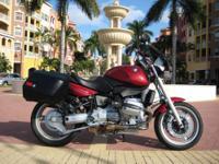 Used, 1997 BMW R 850 R***GERMAN ENGINEERING***L@@K for sale  Naples