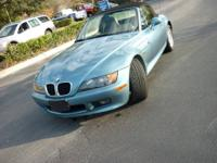 BMW Z3 Roadster - Convertible   ABS Brakes, Air