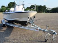 "This Boston Whaler ""Pocket Rocket"" is in great"