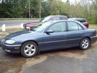 WE HAVE FOR SALE A VERY NICE 1997 CADILLAC CATERA / ONE