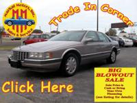 1997 Cadillac Seville SLS..........Recent trade and Low