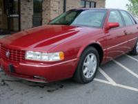 Options Included: N/ASEVILLE TOURING SEDAN, BEAUTIFUL