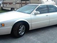 1997 Cadillac Seville STS this car is beautiful inside