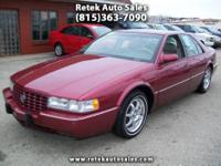 1997 Cadillac Seville STS 4.6L 8 Cylinder Automatic