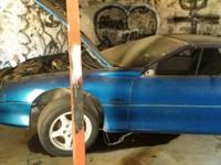1997 camaro Z28 part out or complete the car has a