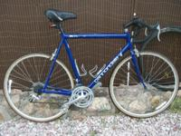 "1997 Cannondale R500 Road Bike 21 Speeds 33"" Stand"