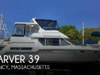 1997 Carver 39 - Stock #086081 -
