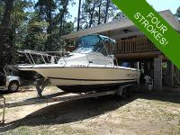 Perfect Fishing Boat! Low hour 4 stroke repower on this