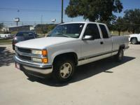 Looks and runs great! Extended cab! Priced to sell!