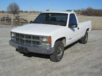 ?1997 Chevrolet C2500(8500 and above GVW) 5.7 auto with