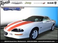 This Z28 has less than 9k miles... Gas miser!!! 26 MPG