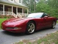 ONE OWNER! This '97 Corvette C5 Sport Coupe is in