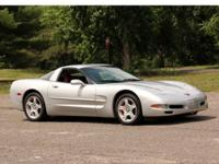 97 Corvette coupe. This car has only 47,989 miles. It