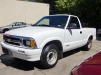 You are viewing a beautiful 1997 Chevy S10 LS! 4