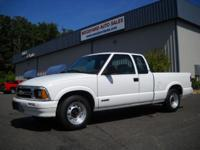 Only 72k miles on this S-10 and brand new tires. Very