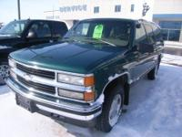 1997 Chevrolet Suburban 1500 4x4 Our Location is: