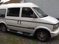 1997 Chevy Astro hi-top van AWD , Non-smoker , 160 k ,