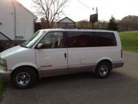 1997 Chevy Astro Van AWD for Sale in Evans City, Pennsylvania