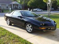 I have a 97 Chevy Camaro clean inside and out. 138k
