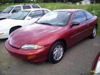 I have a Red 1997 Chevy Cavalier 2 Door Automatic