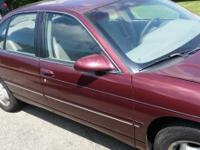 EXCELLENT CONDITION. 6 cylinder. Front wheel drive.