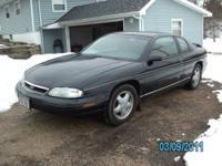 1997 Monte Carlo 177,000 miles, 3.1 Newer tires,