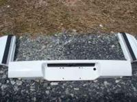 1997 Chevy S10 Blazer Rear bumper & bumper ends. Parts