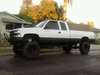 1997 Chevy Truck K1500 4x4 Vortec 5.7L 350 101k