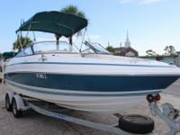 1997 Chris Craft Ultra 21 Concept Bowrider: This Chris