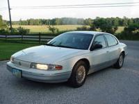 FOR SALE IS A VERY NICE 1997 CHRYSLER LHS -NEW YORKER