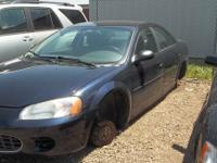 1997 Chrysler Sebring 2.5 Liter Engine  ALL BODY PARTS