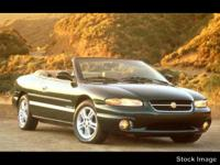 Exterior Color: green, Body: Convertible, Engine: 2.5L
