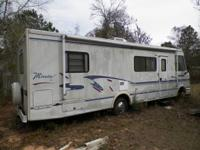 1997 Coachman Class A motorhome, 30ft, 460 Ford gas